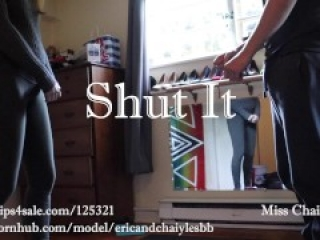 """Shut It or Get Nutted"" Trailer 