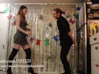 """Miss Chaiyles' New Years Ballbusting Spectacular!"" Trailer 