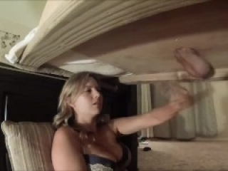 Sarah Ballbusting and Punching - Part 2