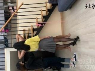 Chinese mistress foot worship trample ballbusting kicking北京优优子颜双S踢裆踩踏调教恋足M男