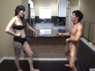 Ballbusting Black Belt - Taekwondo Girl Goes Hard, Brutal PART 2
