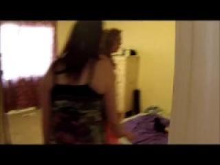B@WLS 2 - Two girls ballbusting