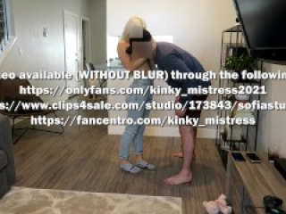 Tight Jeans Topless Hard Ballbusting