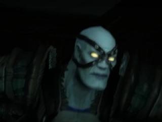 World of Warcraft Bones An Night Elf