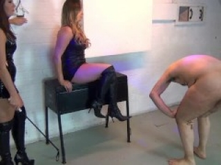 Cruel Ballbusting by Danni King