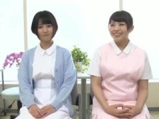 Kotomi Asakura nurse sandals ballbusting fetishism
