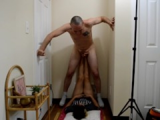 TSM - Dylan busts my balls from below