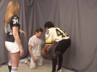 Football Ballbusting Watch Full Video : ballbust