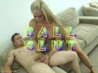 hot ballbusting