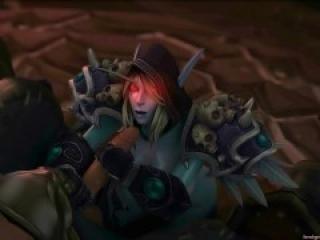 Sylvanas Part 1 - World Of Warcraft SFM