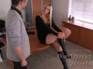 ballbusting world (private soon)
