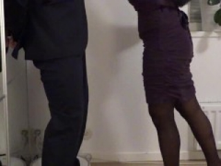 Valentines day - light ballbusting (First time ever trying this!)