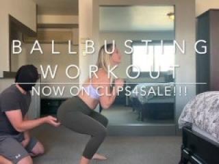 Ballbusting Workout - C4S