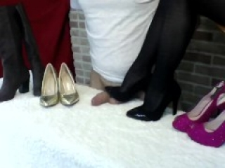 D-0009 - New Shoes Must Be Tested on Balls - CBT Ballbusting by Kara