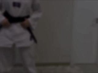 Karate Lift Balls (ballbusting)