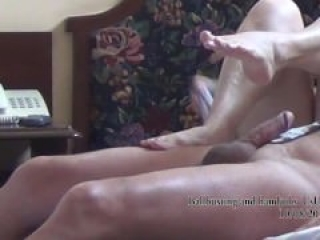 Ballbusting and handjobs UsUsa 2015 HD