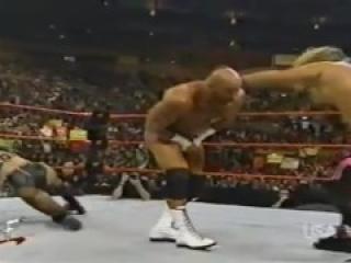 WWE BALLBUSTING