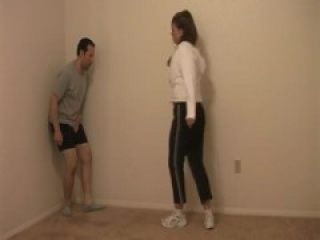 Ballbusting exercise